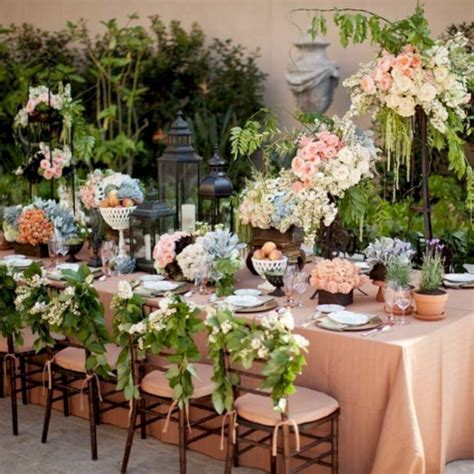 Spring Wedding Reception Ideas ? OOSILE