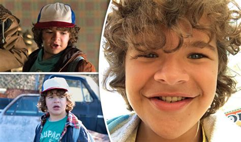 stranger things star gaten matarazzo reveals reason behind
