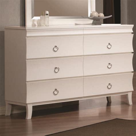 coaster furniture dresser coaster furniture 202293 holland casual 6 drawers dresser