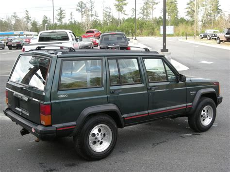 Jeep Xj Info 1993 Jeep Xj Pictures Information And Specs