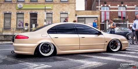 peugeot 607 tuning peugeot 607 stance 187 cartuning best car tuning photos