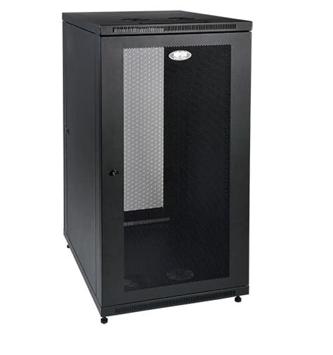Industrial Server Rack by Tripp Lite Sr24ub 24u Industrial Rack Floor Enclosure