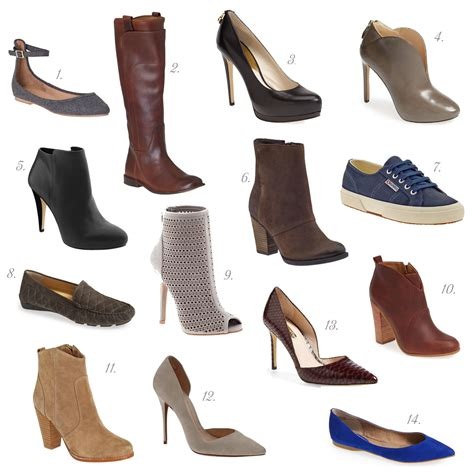 fall shoes monday must haves fall shoe guide in a pod