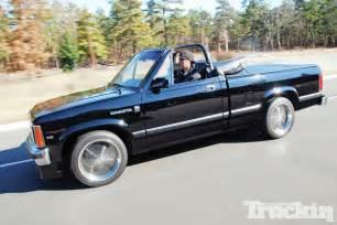 1989 Dodge Dakota Convertible 1989 Dodge Dakota Se Convertible Going Truckin