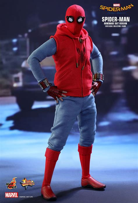 Luxury Home Stuff by Spider Man Homecoming Action Figure The Awesomer