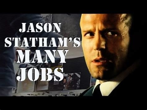 film jason statham merok bank jason statham s many jobs supercut youtube