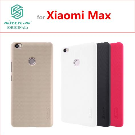 Hardcase Nillkin Xiaomi Mi Max 2 for xiaomi mi max original nillkin frosted shield back cover for xiaomi mi max free