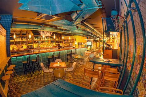 themed bars london best tropical bars london fo food noise