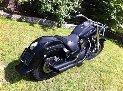 125 Motorrad Stadler by Umgebautes Motorrad Suzuki Intruder Vl 1500 Lc Von Stadler
