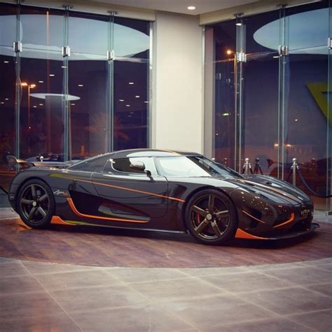 Koenigsegg Agera Rs Made Out Of Exposed Carbon Fiber W