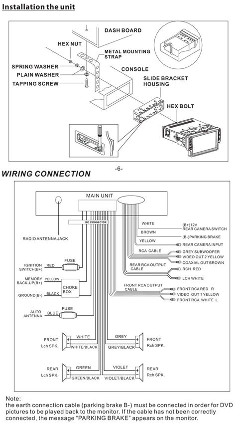 pyle pldnv695 radio wiring diagram wiring diagram