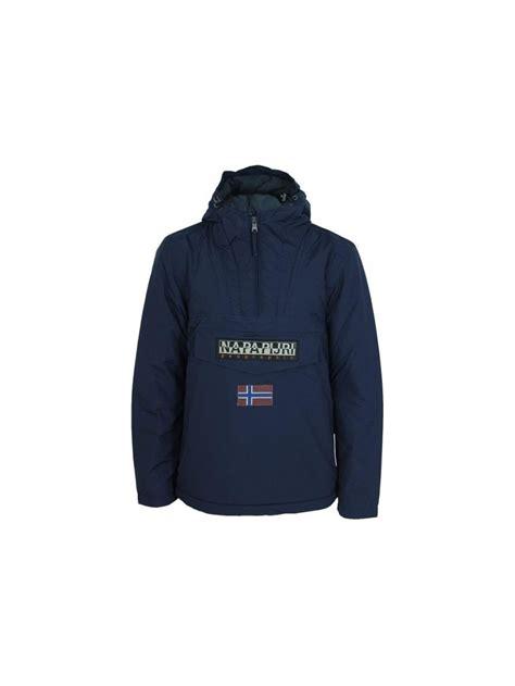 Napapijri Rainforest Navy napapijri rainforest winter jacket in navy northern threads