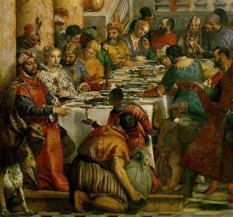 Banchetti Rinascimentali by Grandi Banchetti Servire A Tavola Nel Rinascimento Ieri