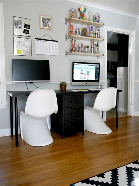 Best 25 Two Person Desk Ideas On 2 Person