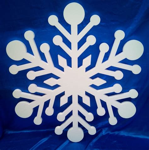 Letters For Home Decor polystyrene snowflakes large snowflakes