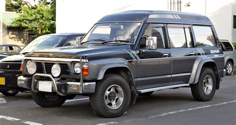 nissan safari nissan safari