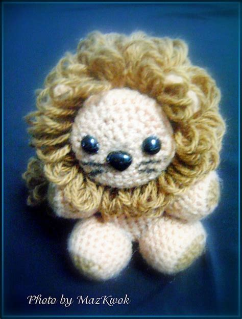 amigurumi lion irresistibly amigurumi free crochet