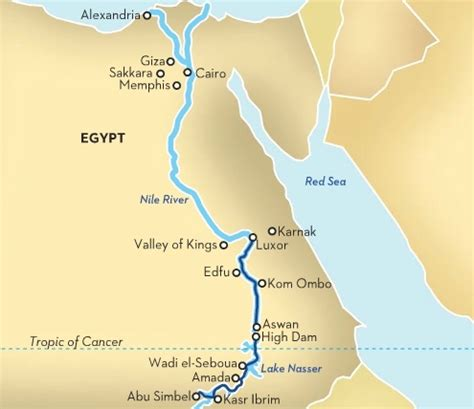 nile river on a africa map the nile river thinglink