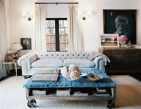 luxe home decor tufted furniture