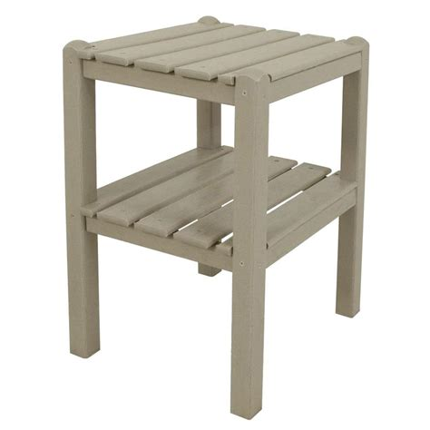 home depot side table outdoor side tables patio tables patio furniture the