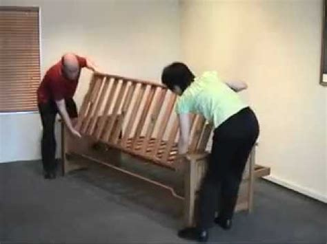 How To Take Apart A Futon Frame by How To Disassemble A Futon Frame
