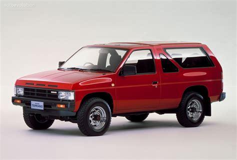 nissan terrano nissan terrano 3 doors specs 1988 1989 1990 1991