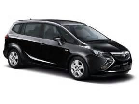 Vauxhall Zafira Deals New Vauxhall Zafira Tourer 1 4t Design 5dr Petrol Estate