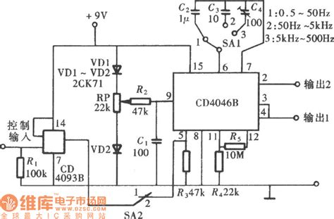 integrated circuit frequency generator integrated circuit frequency generator 28 images pll pulse generator 74hc4060 tc9122p pulse