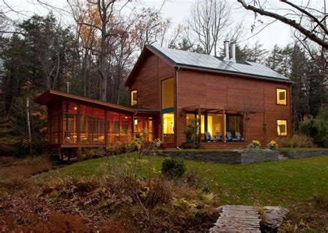 libro retreat the modern house a modern weekend retreat in new york that takes maximum advantage of its location
