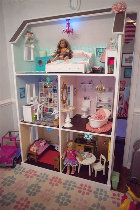 house for american girl doll best 25 american girl dollhouse ideas on pinterest american girl house american