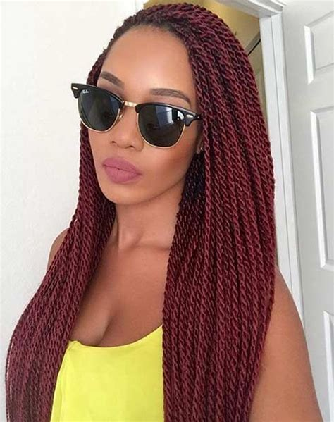 Twist Up Hairstyles by 21 Best Protective Hairstyles For Black Page 2 Of