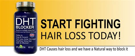 dht and hair prevent hair loss dht blocker with pure saw palmetto oil