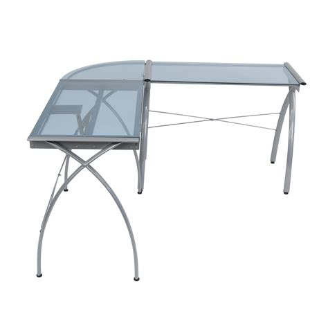 silver side table ls futura ls workcenter with tilt