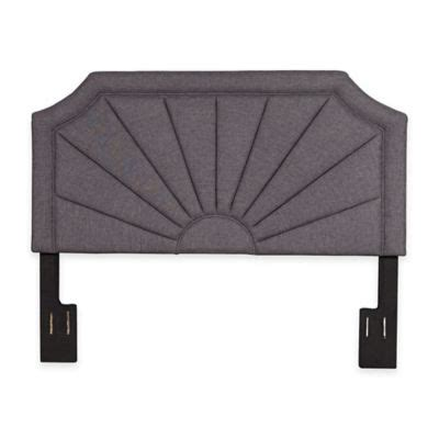 buy upholstered headboards from bed bath beyond
