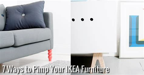 Pimp Your Ikea by 7 Ways To Pimp Your Ikea Furniture Nordic Days By Flor