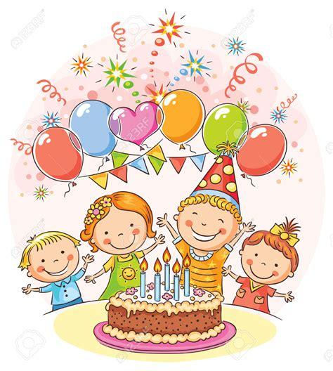 Geburtstag Kinder Bilder by Birthday Clipart Clipartxtras
