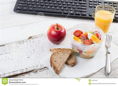 food ideas for office healthy for lunch to work food in the office stock
