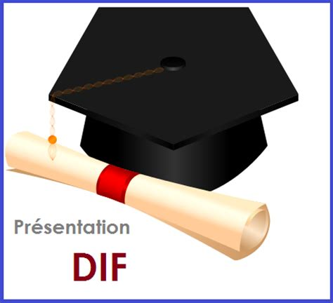 Credit Formation Dif Formation Dif Cdd Ou Cdi