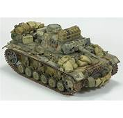 Dragon Panzer III Ausf J 1/35 Scale