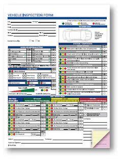 blank 4 point inspection form calendar june