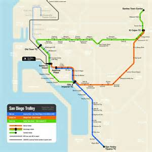 San Diego Bus Map by File San Diego Trolley September 2012 Svg Wikimedia Commons