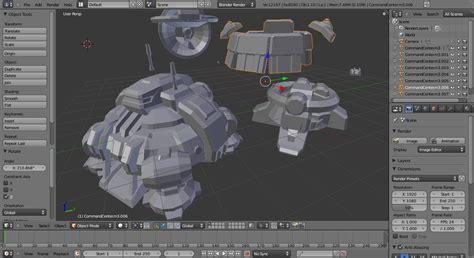 Blender Papercraft - blender m3 plugin tools starcraft ii assets curse
