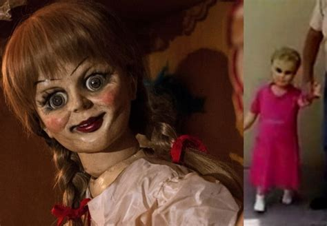 annabell walking doll of walking doll is creepy