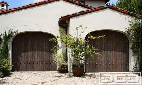 Garage Doors Santa Barbara Colonial 01 Custom Architectural Garage Door Dynamic Garage Door