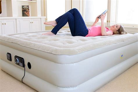 inflated bed your buying guide for finding the best air beds