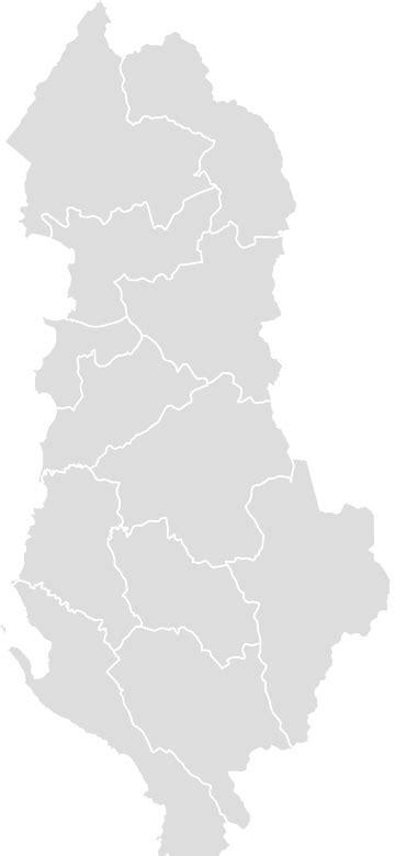 albania blank map maker printable outline blank map