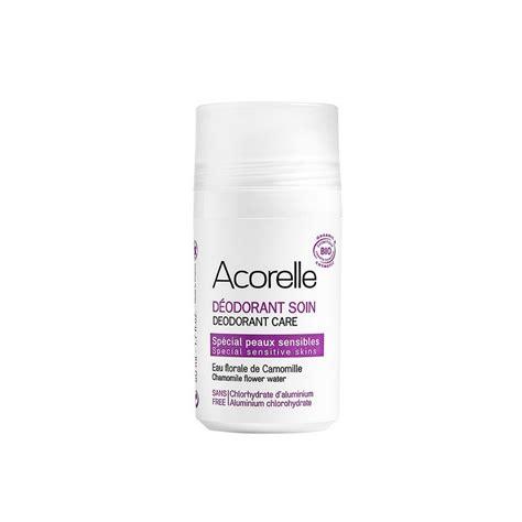 Roll O Spesial d 233 odorant bio roll on sp 233 cial peau sensible acorelle 50 ml bioferta