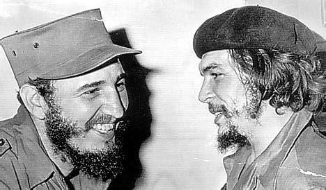 fidel and che the obsessed che guevara and fidel castro beware this post is looooong