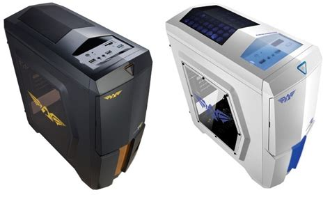 Casing Armageddon T2x Putih casing komputer gaming murah toko komputer rakitan harco