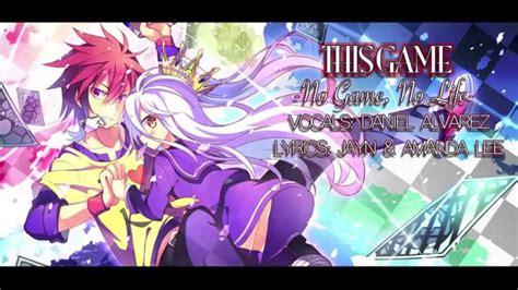 cinemaxx no game no life english this game no game no life danalv youtube